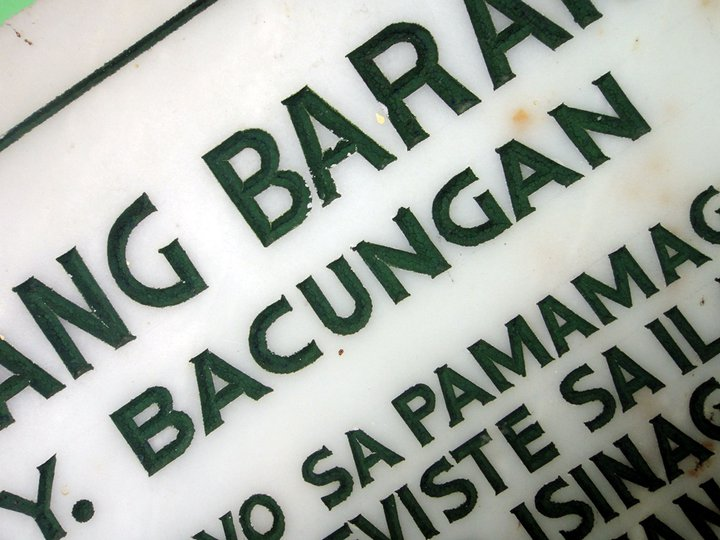 Bacungan