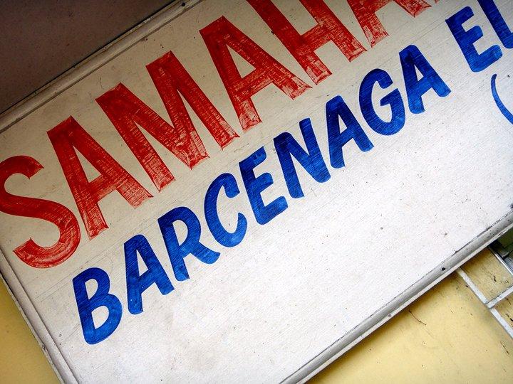 Barcenaga