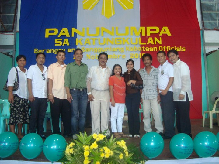 Brgy. Santiago Elected Officials