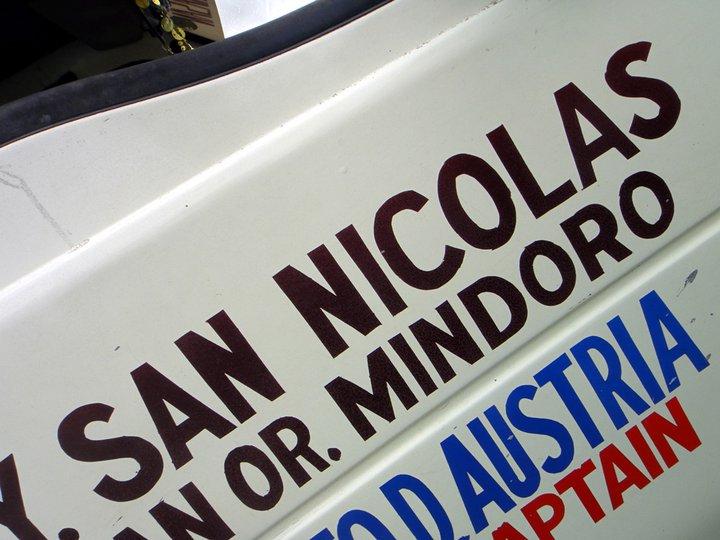 San Nicolas, Naujan