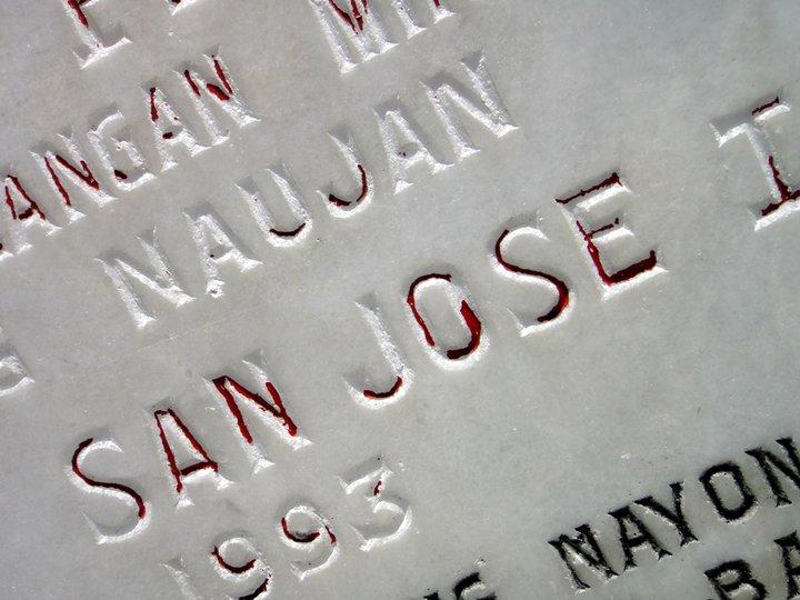 San Jose Marker