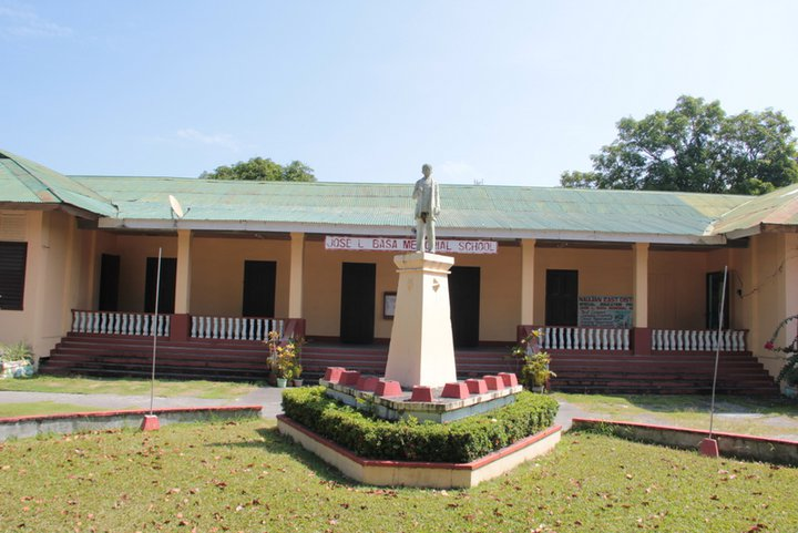 Jose L. Basa Memorial Elementary School Background