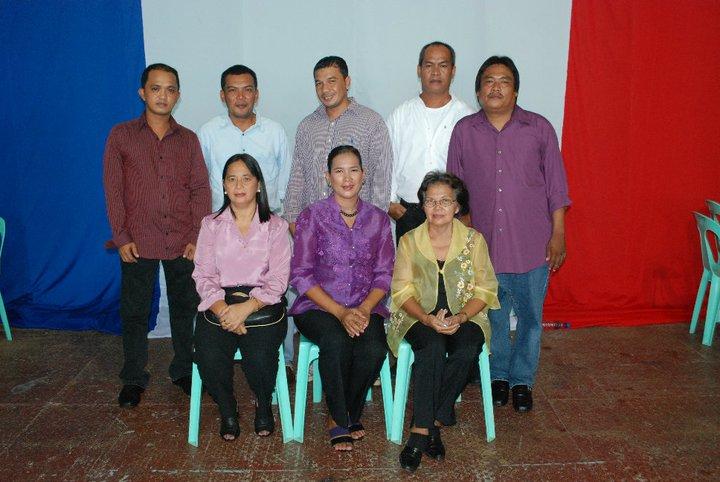 Brgy. Poblacion 1 Elected Officials 8