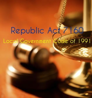 7160 ra of download local the government code free philippines