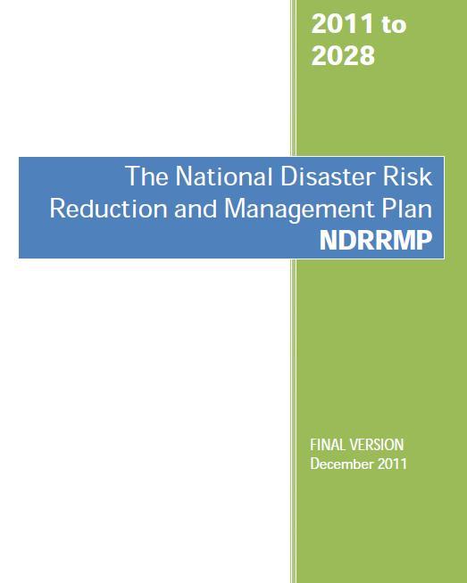 NDRRMC Plan