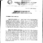 NCIP Certificate