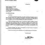 LGU Letter to MGB Sta. Clara Accidents 05-05-15