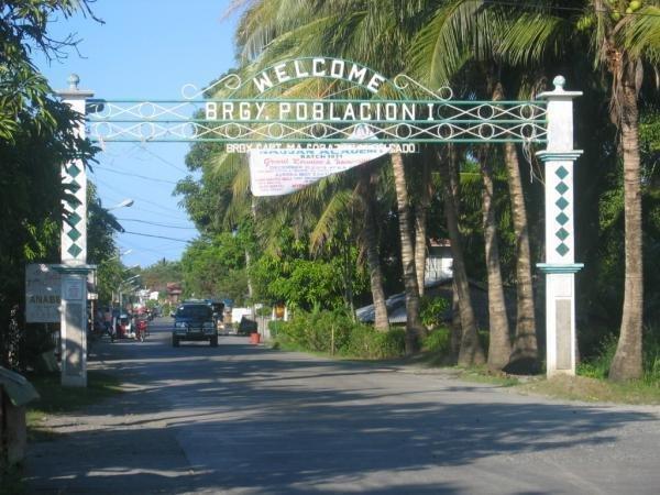 Poblacion 1 Marker
