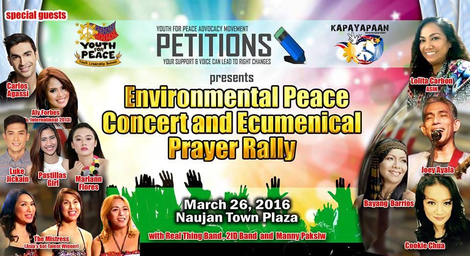 Environmental Concert